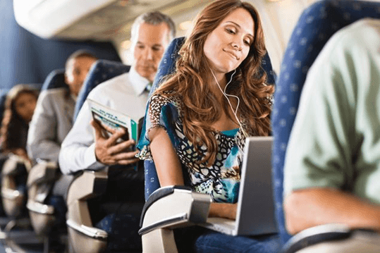 New Rules for In-Flight Use of Electronics | Cell Phone Use on Planes