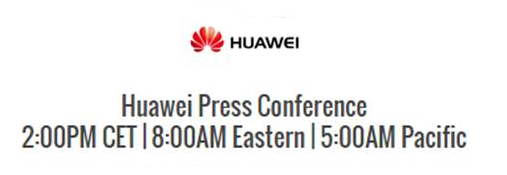 Huawei World Mobile Congress 2016