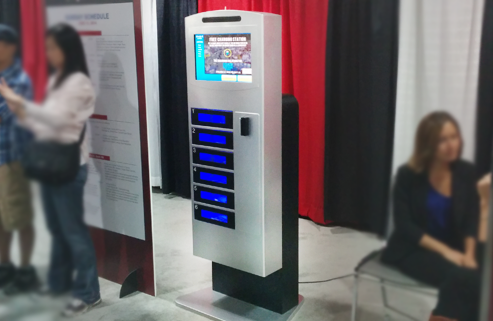 Veloxity Releases Market Research Data on Phone Charging Stations for Events