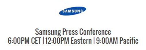 Samsung World Mobile Congress 2016