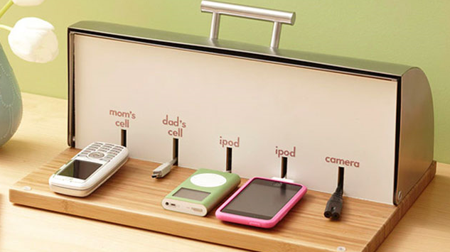 DIY Cell Phone Charging Station | Veloxity