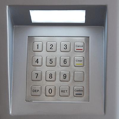 Smart Locker Access
