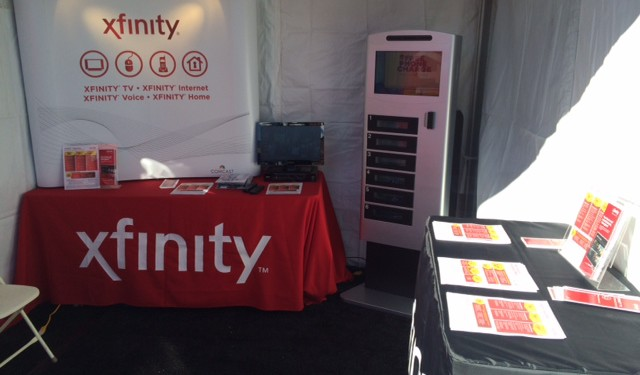 Trade Shows and Cell Phone Charging Stations: A Powerful Duo