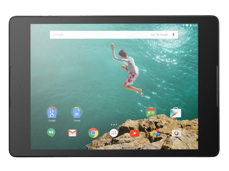 Google Nexus 9 review specs
