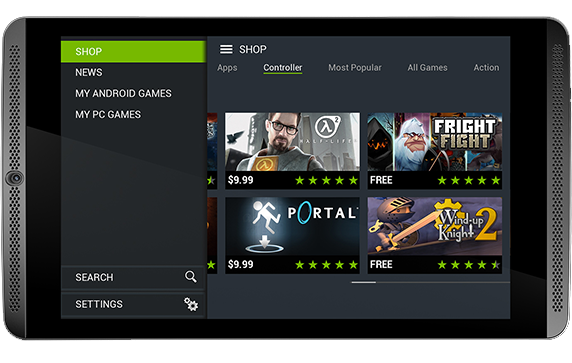 nvidia shield tablet review spec
