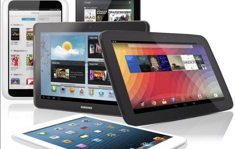 Smartphones Taking More Mobile Device Market Share Than Tablets