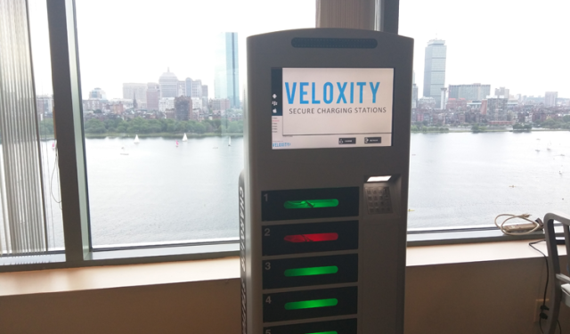 Veloxity Mixes and Mingles at Boston MarTech Meetup