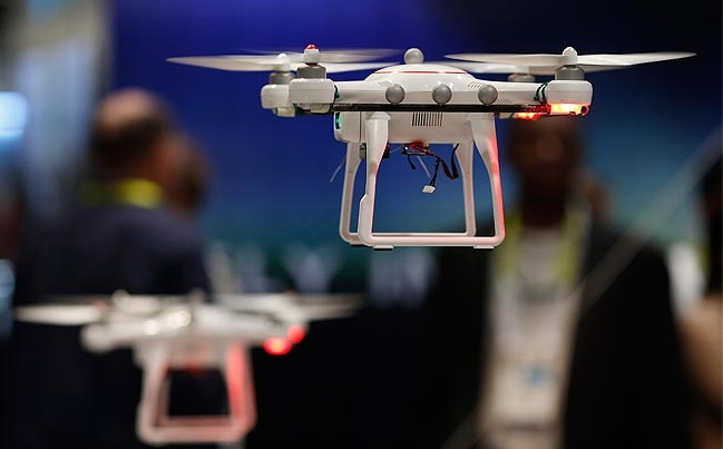 Are Drones at Events a Fly-by-night Fad or a Must-have?