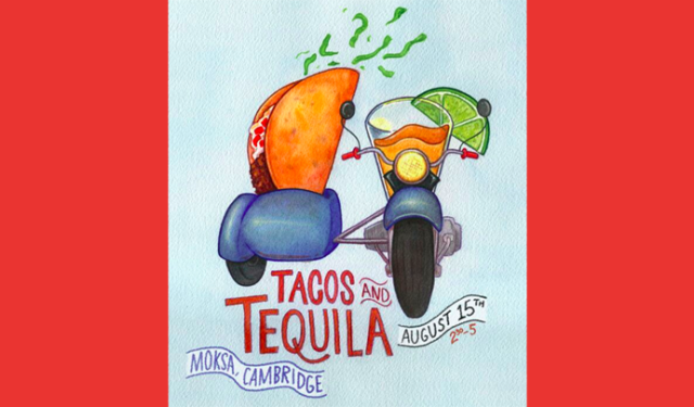Love Affair with Tacos, Tequila and Cell Phones