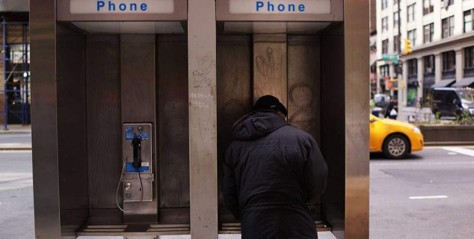 NYC Pay Phones Going Solar, Are Cell Phone Charging Stations Next?