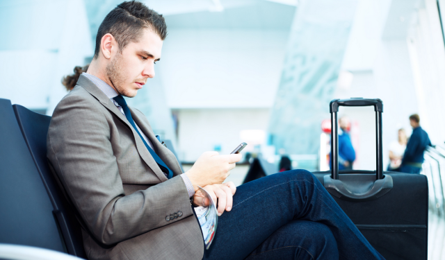Veloxity Report: Top 5 Cell Phone Friendly US Airports