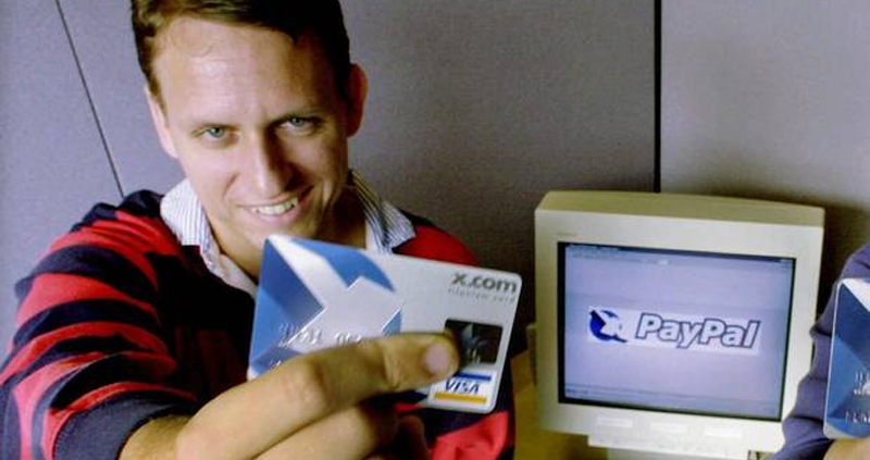 PayPal free money founder