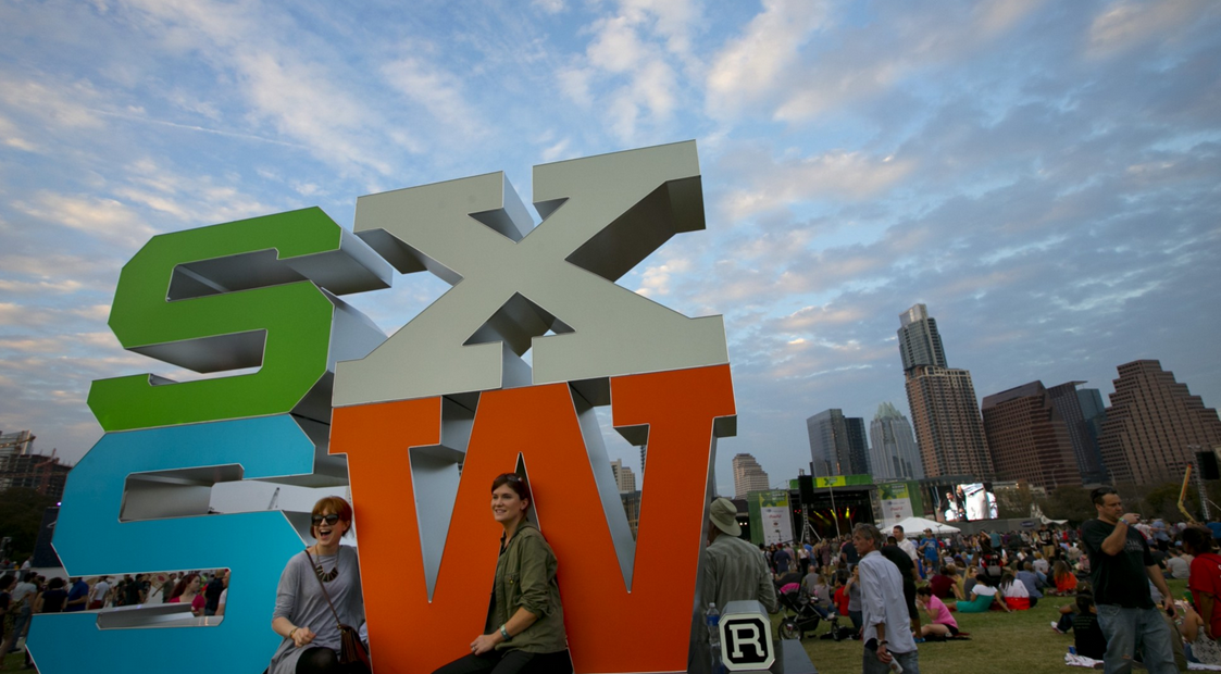 Smartphone Apps are bigger in Texas at SXSW 2016