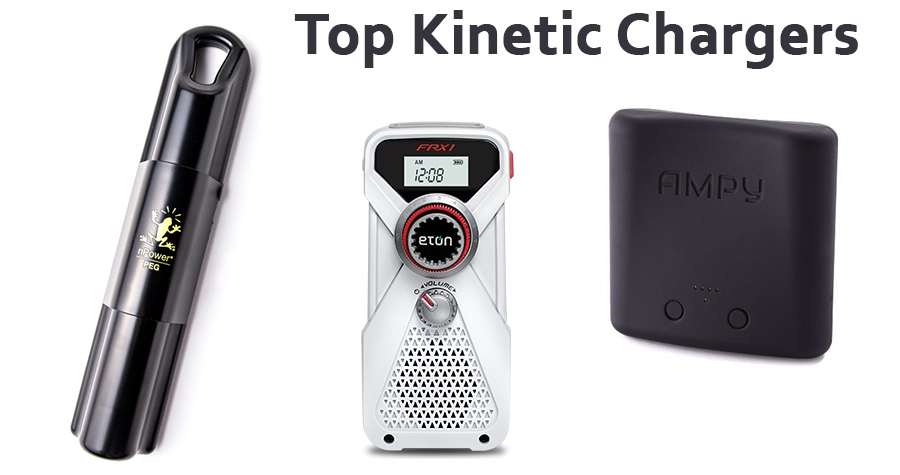 The Top 4 Kinetic Energy Phone Chargers 2017