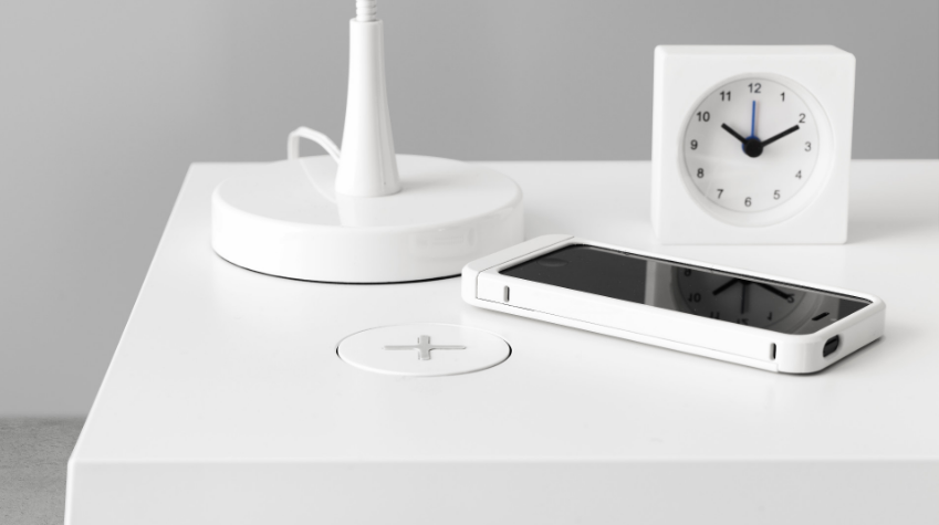 Wireless Cell Phone Charging Furniture & Stations