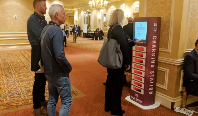 Battery Anxiety at Events: Rent Phone Charging Lockers